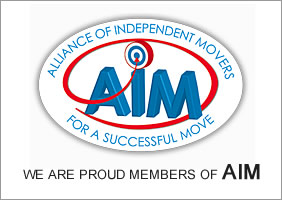 We are members of AIM - click to visit the website...